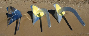 worlds best boat anchor - spade anchor